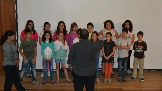 Município de Cuba arranca com cante nas Escolas