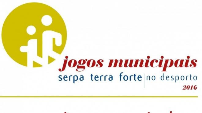 Jogos Municipais em Serpa até 25 de junho