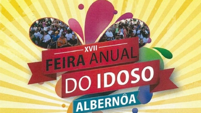 Feira Anual do Idoso em Albernôa