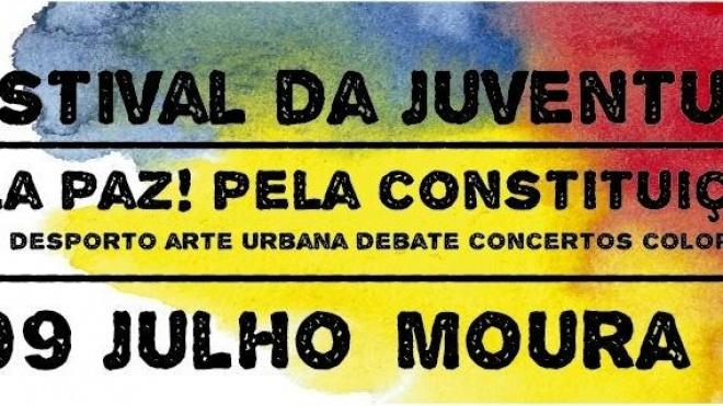 Festival da Juventude em Moura
