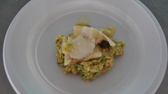 Mexilhão e bacalhau, em dois pratos onde o pão alentejano fez a diferença!