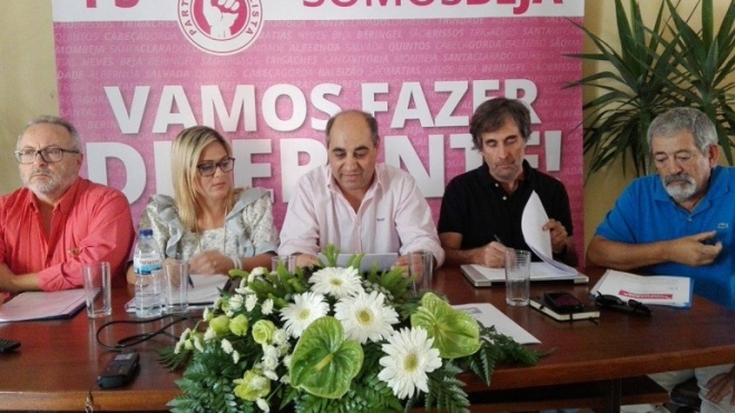 """""""PS/Somos Beja"""" quer valorizar, recuperar e promover o concelho"""