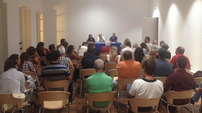 """CDU recolheu """"valiosos contributos"""" na área da cultura"""