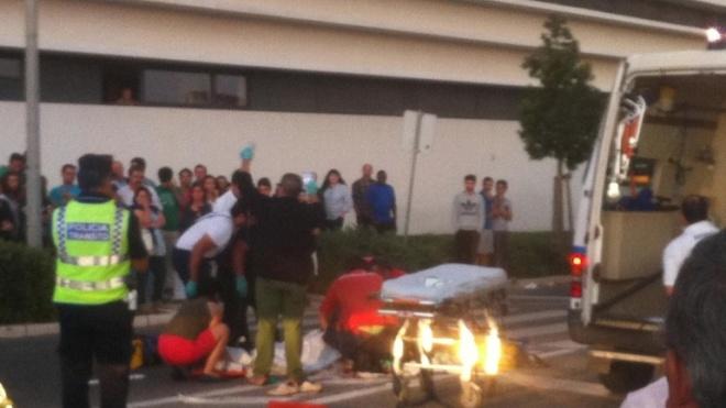 Atropelamento fatal em Beja