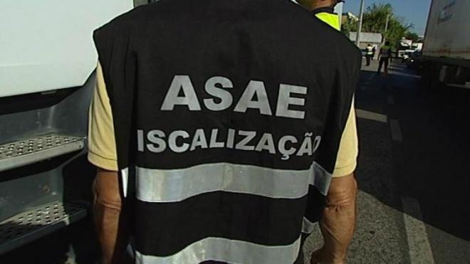 Trabalhadores da ASAE em greve