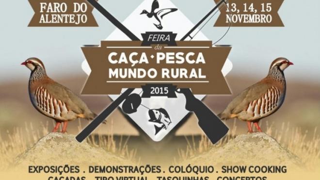 Feira da Caça, Pesca e Mundo Rural