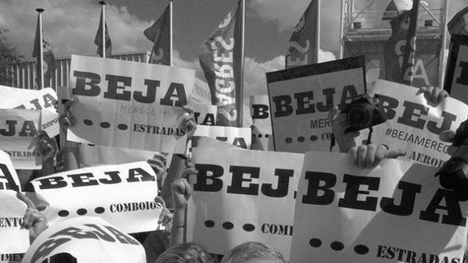 """Beja Merece+: o Governo """"está cego"""" no que se refere ao Baixo Alentejo"""