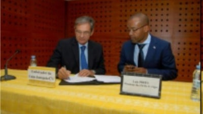 União Europeia aprova projecto da ESDIME em Cabo Verde