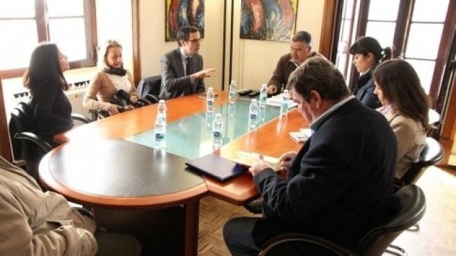 Câmara de Vidigueira reuniu-se com o Alto Comissário para as Migrações