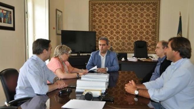 Assinado contrato para reabilitar Posto da GNR