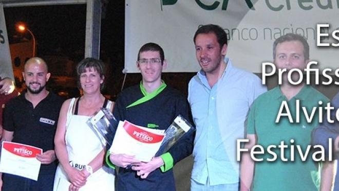 Escola Profissional de Alvito vence Festival do Petisco