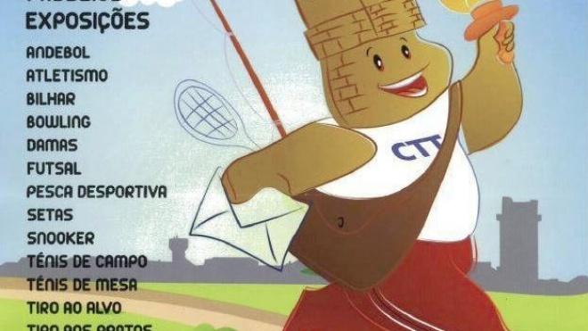 Jogos Nacionais dos CTT em Beja