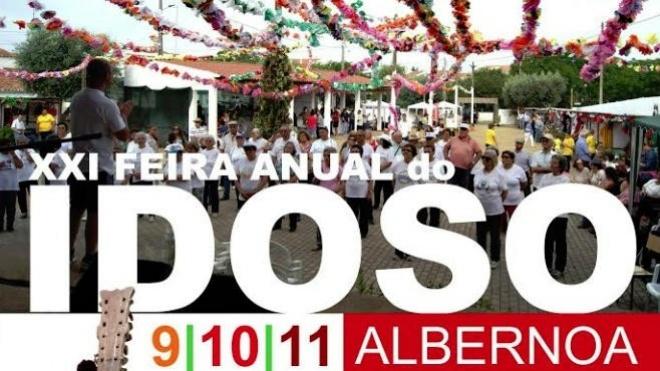 XXI Feira Anual do Idoso em Albernoa