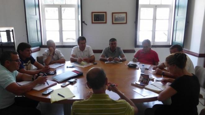 STIM recebeu delegação do PCP