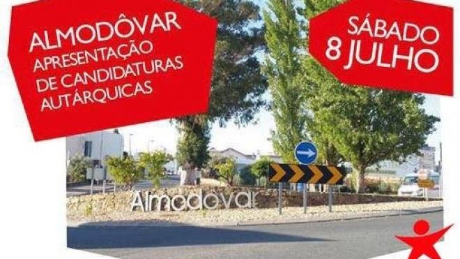 BE de Almodôvar apresenta hoje candidatos