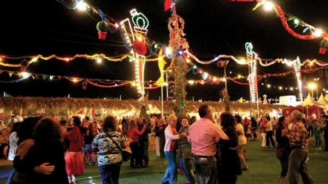 Festas tradicionais de Casével