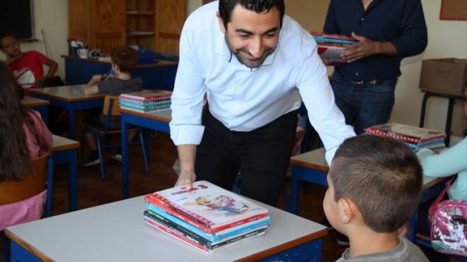 Município de Serpa apoia educação com oferta das fichas de trabalho