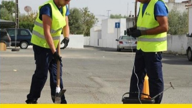 EMAS faz controlo de pragas em Beja