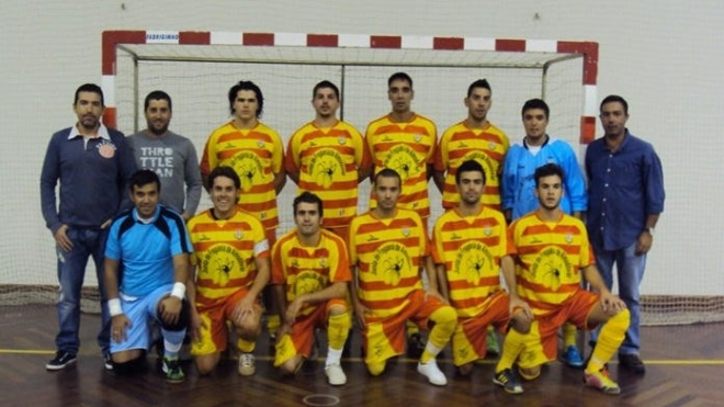 Futsal - Taça de Portugal Sociedade Almodovarense nos Açores
