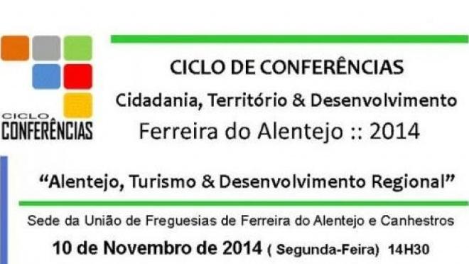 """""""Alentejo, Turismo & Desenvolvimento Regional"""""""