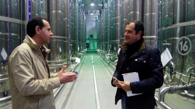 Mário Simões centrou atenções nas fileiras do Azeite e do Vinho