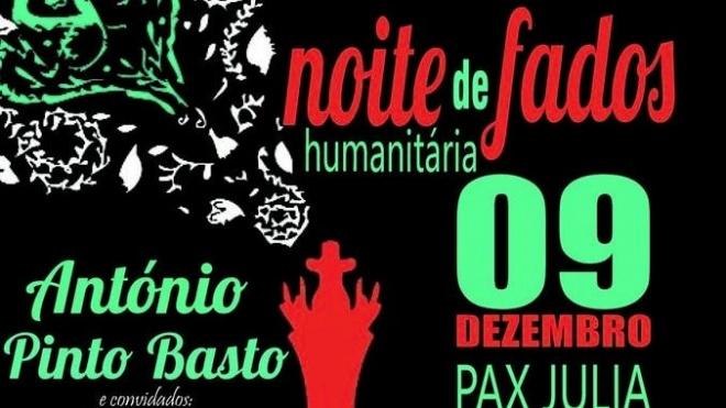 Espectáculo de António Pinto Basto no Pax Julia