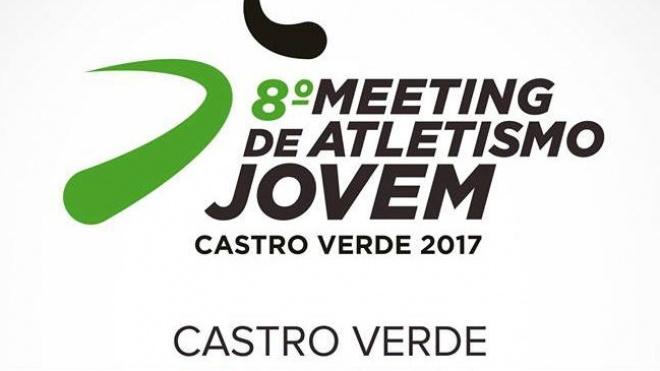 8º Meeting de Atletismo Jovem de Castro Verde