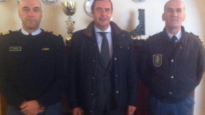 Mário Simões reuniu-se com a GNR de Beja