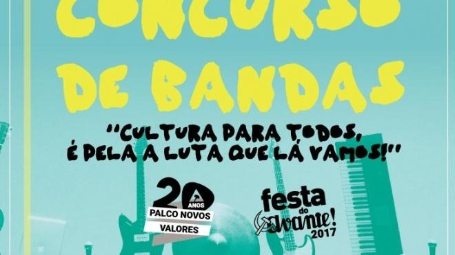 Concurso de Bandas - Palco Novos Valores Festa do Avante 2017