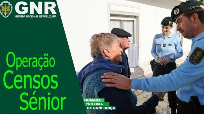 """""""Operação Censos Sénior 2015"""" da GNR"""