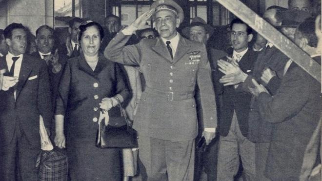 Vila de Frades homenageia Humberto delgado
