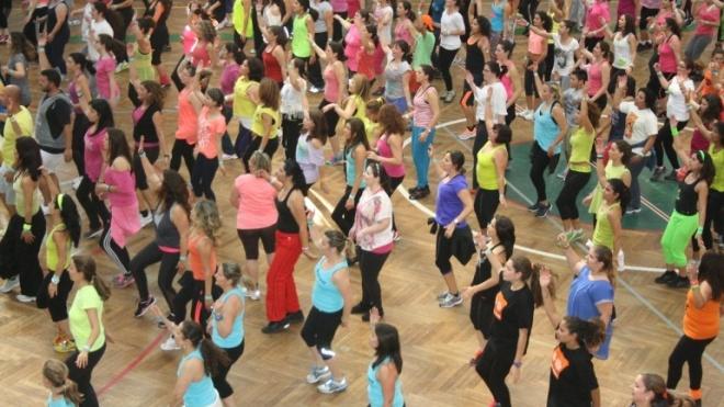 Mega-fitness em Ourique