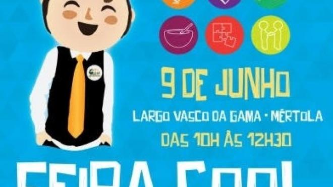 """Feira """"COOL-Pequenos Empreendedores"""" em Mértola"""