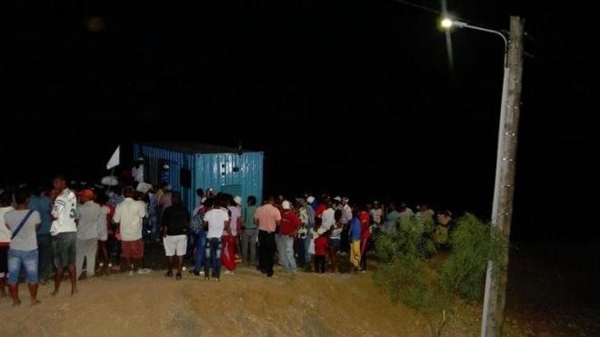 Electricidade chega a Planalto Norte com ajuda da ADPM