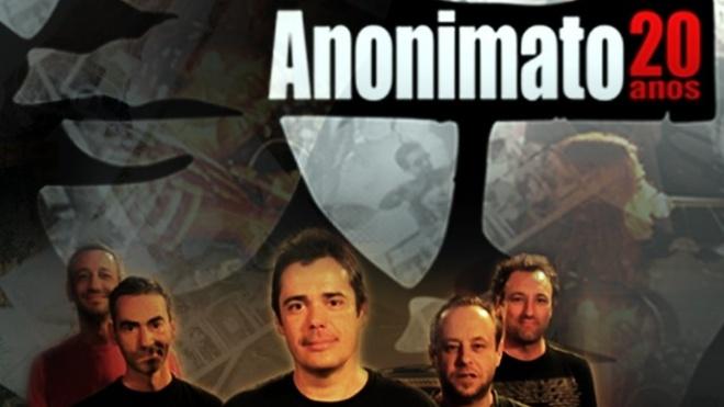 Concerto do grupo Anonimato em Vidigueira