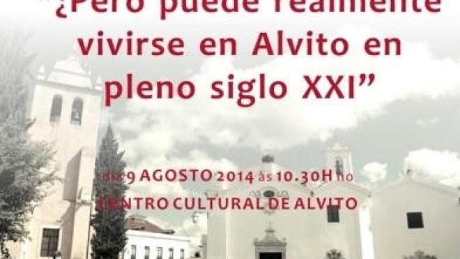 Conferências de Agosto em Alvito