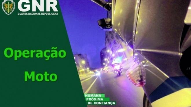 """GNR na estrada com """"Operação Moto"""""""