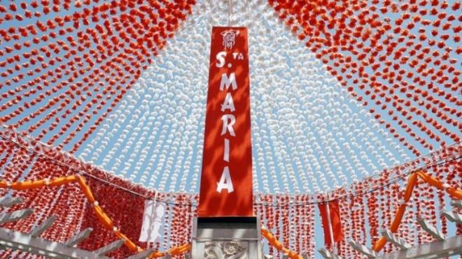 Festas de Santa Maria em Ermidas-Sado