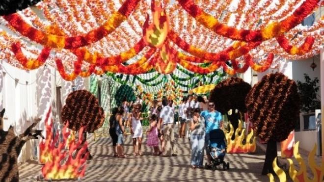 Festas de Santa Maria continuam a animar Ermidas-Sado