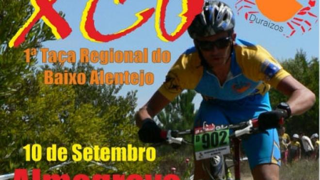 Almograve recebe Taça Regional do Baixo Alentejo de XCO