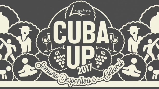 """5ª Semana Desportiva e Cultural """"Cuba Up"""""""