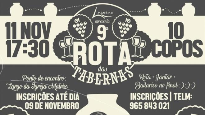 9ª Rota das Tabernas em Cuba