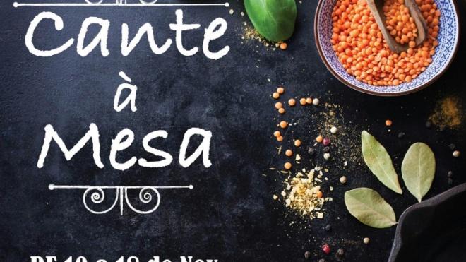 """Aljustrel recebe a iniciativa """"Cante à Mesa"""""""
