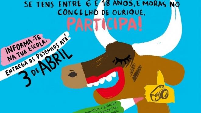 Vaca Garvonesa é tema de concurso em Ourique