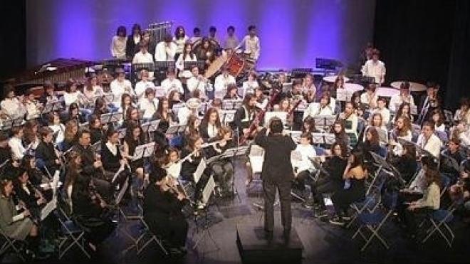 Pax Julia recebe concerto de encerramento do curso para instrumentistas