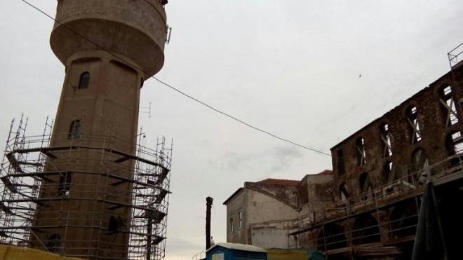 PSD de Beja a favor da demolição do Depósito de Água