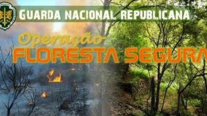 """Operação """"Floresta Segura"""" da GNR"""