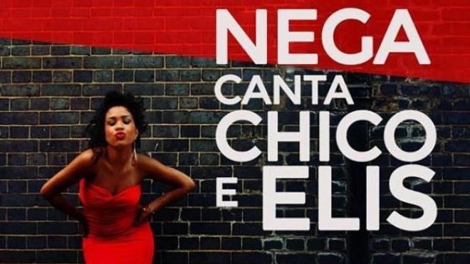"""""""Nega canta Chico e Elis"""" em Aljustrel"""