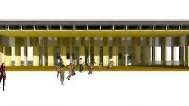 Concurso público para construção do Pavilhão Solar em Amareleja