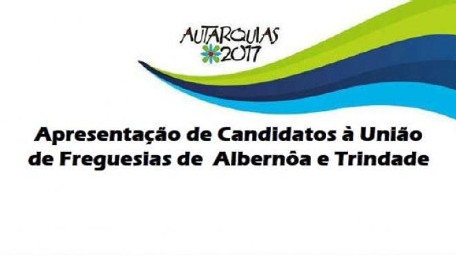 CDU apresenta candidatos à União de Freguesias de Albernoa e Trindade